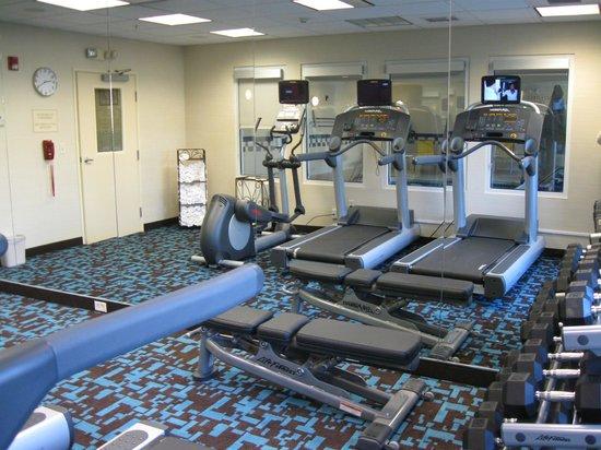 Fairfield Inn & Suites Yakima: Excercise room