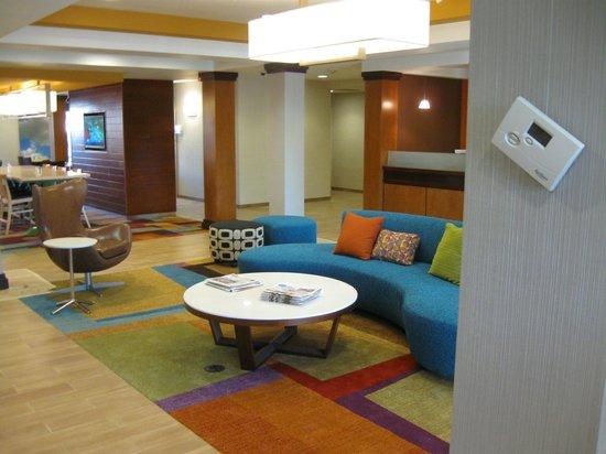 Fairfield Inn & Suites Yakima: Lobby