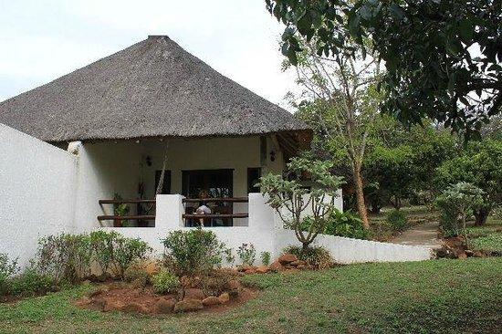 Rissington Inn: one of the garden suites