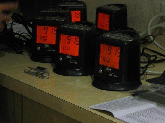Fairfield Inn & Suites Yakima : New clock radio's in all the rooms