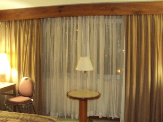 Hotel Venetur Alba Caracas: en el cuarto