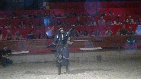 Cena-Espectáculo 'Desafío Medieval': ESPECTACULO