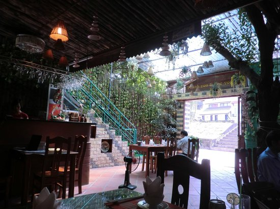 Entrance area, True Viet Restaurant