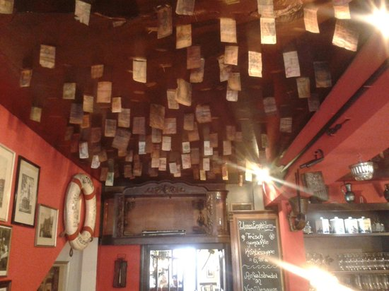 SANDEMANs NEW Europe - Hamburg: Great Restaurant