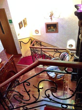 Di Rienzo Pantheon Palace : Second floor