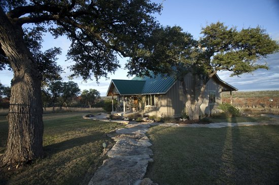 Joshua Creek Ranch: The Covey Haus by Day