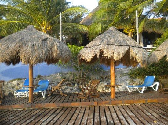 Casa de Los Sueños : I wish I was lounging here right now.