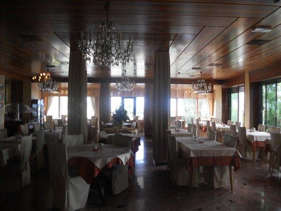 Hotel Spiaggia Marconi: Sala ristorante