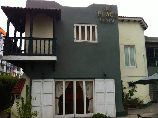 The Place of Miraflores Hostal: The Place Hostel, Lima, Peru