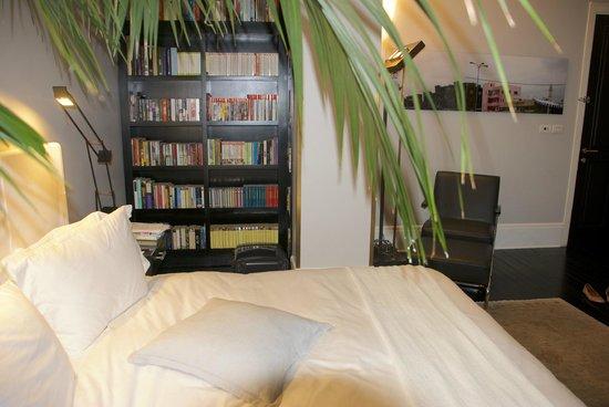 Hotel Montefiore: Room 12