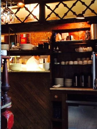 Photo of American Restaurant Vinegar Hill House at 72 Hudson Ave, Brooklyn, NY 11201, United States