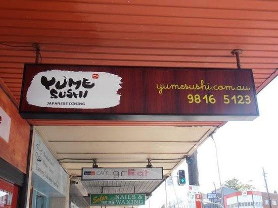 Foto de Yume Sushi 3