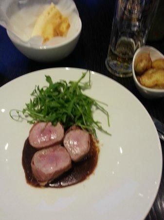 Filini Bar & Restaurant Hamburg Airport: Panache Ham