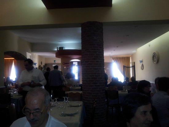 Hotel Mazzurco: La sala da pranzo
