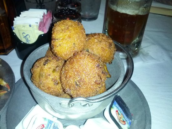 Mike Anderson S Seafood Gonzales Hush Puppies At In La