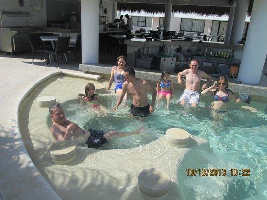 Cancun Bay Resort: en el bar
