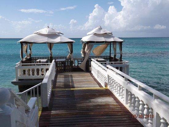 Royal Decameron Montego Beach: Massage area