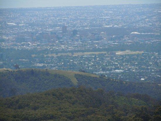 Mount Lofty Summit: Adelaide from Mount Lofty