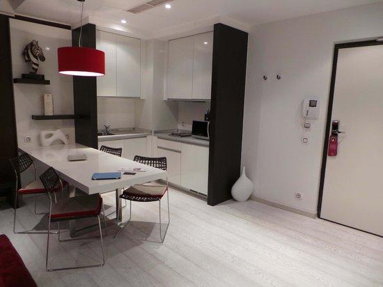 Boscolo Residence: Kitchen