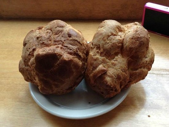 Popovers On The Square: Best popovers!