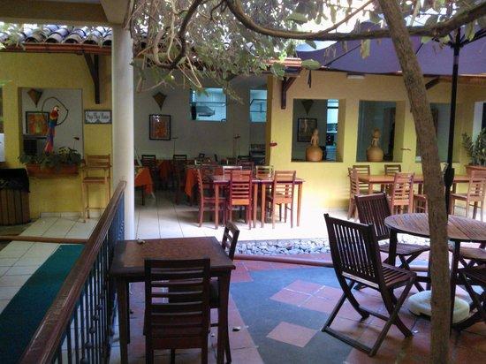 Pousada Villa Boa Vista: Área do Restaurante