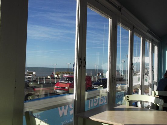 Beach View: view from inside