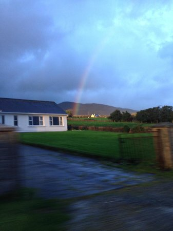 Murphy's Pub & Bed & Breakfast: Pot 'O Gold on the road from Dingle to Slea Head
