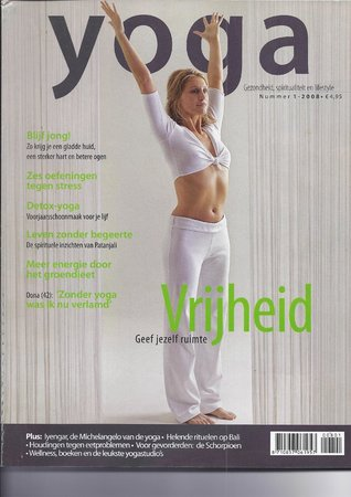 Aliki Yoga School: Interview with Oona in the Dutch Yoga Magazine
