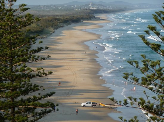 Clubb Coolum Beach: Wonderful Coolum