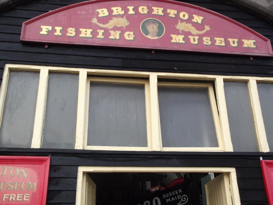 Fishing Museum: entrance