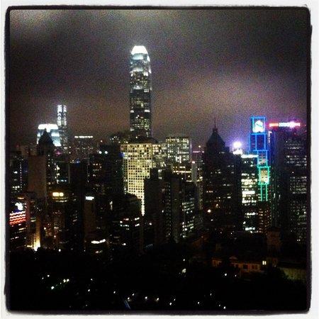 Garden View Hong Kong: View from 20 floor