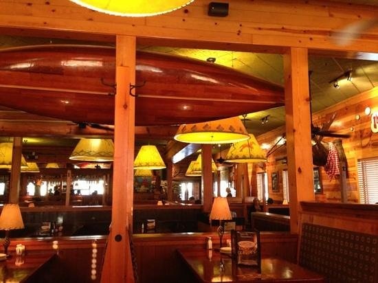 Tahoe Joe's : at TJs