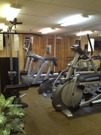 Holiday Inn San Antonio Downtown: Fitness Room