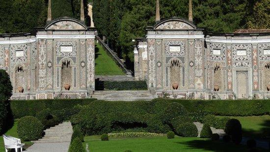 Villa d'Este : Grounds of the hotel