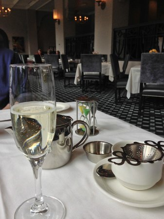 Fairview Dining Room : Afternoon Tea