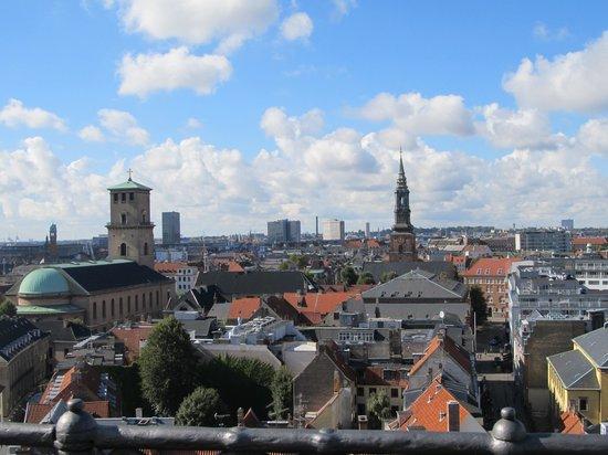 Rundetaarn: view