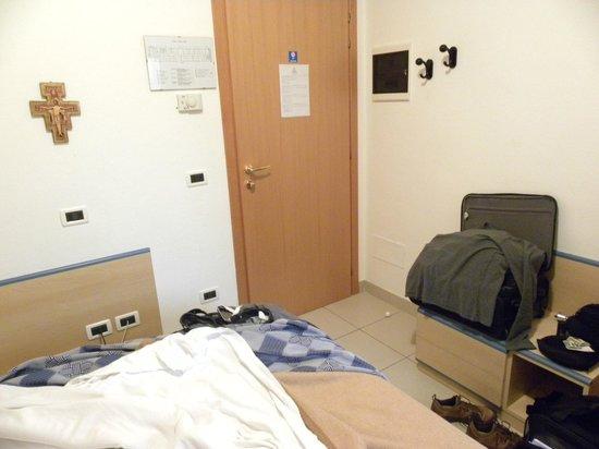 Domus Ciliota: Room entrance
