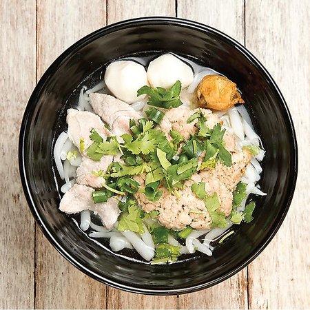 Keam e noodle soup picture of abb air thai cuisine for Air thai cuisine