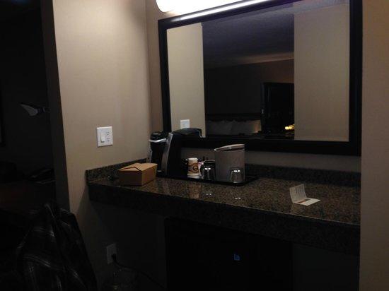 Executive Royal Hotel Edmonton: Bar