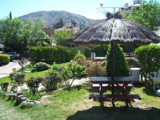 Hotel Scala - jardín