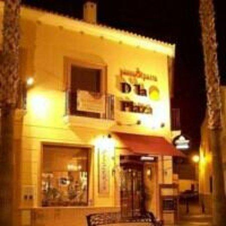 imagen pizzeria D'La plaza en Lepe