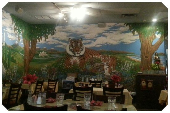 India Palace : Dine with the Tiger