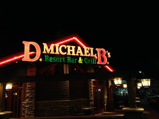 D Michael B's Resort Bar & Grill: Albertville
