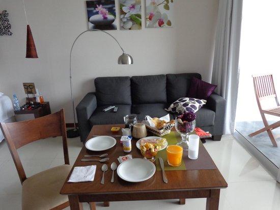 Zen Boutique Apart Hotel: Desayuno!