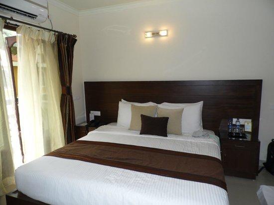 Goa Villagio Resort : Номер