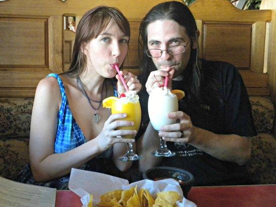 El Caporal: My hubby & I
