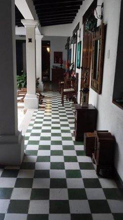 Hotel Casa Amani: solo 4 habitaciones? increible!
