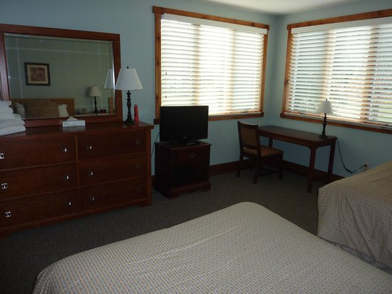 Wyndham Shawnee Village Resort: Depuy C upstairs bedroom