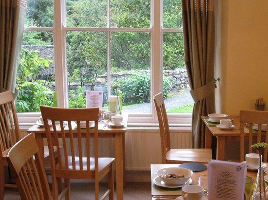 Bryn Afon Guest House: Breakfast room