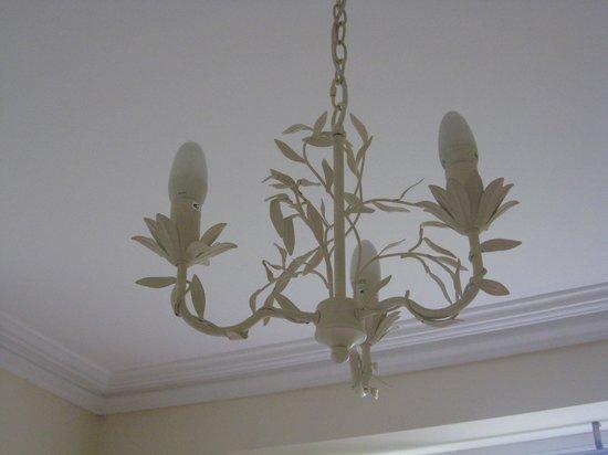 Bryn Afon Guest House: Beautiful light fittings